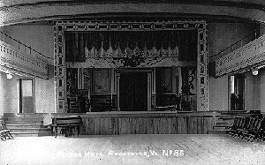 Pierce Hall Auditorium